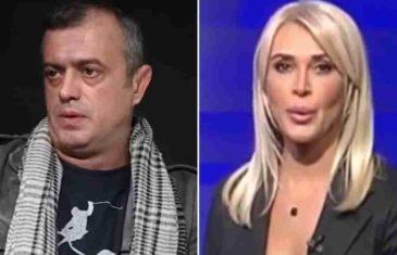 SERGEJ TRIFUNOVIĆ ZATRESAO SRBIJU: Voditeljicu RTS-a javno nazvao P**STITUTKOM…