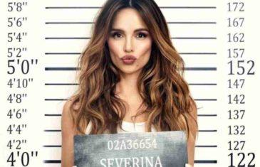 KAKAV JE TO KRIVI SPOJ: Severina osuđena za nasilje u porodici