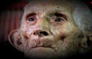 NATJERAT ĆE VAS NA SUZE: Preminuo je sam u staračkom domu, ali njegove riječi će VAS POTPUNO PROMIJENITI