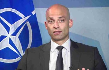 """DRUGI ČOVJEK NATO-a ZA SIGURNOSNU POLITIKU OHLADIO DODIKA: """"Želimo da predaju ANP jer nam to daje veću šansu da podržimo…"""""""