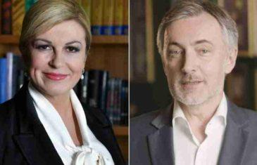 NAKON ŠTO  MU JE KOLINDA POKAZALA SREDNJI PRST: Miroslav Škoro oštro uzvratio bivšoj predsjednici Hrvatske…