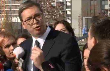 VUČIĆ SE UPRAVO OGLASIO, SAOPŠTIO DOBRE VIJESTI: Dok traju protesti širom Srbije, EVO ŠTA JE PORUČIO!