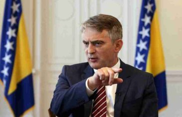 """KOMŠIĆ PORUČIO DODIKU IZ AMERIKE: """"BiH je u MAP-u od decembra 2018""""!."""