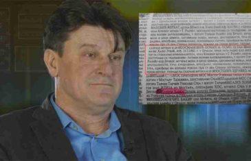 Osmanović uhapšen na osnovu spiska na kojem su Pimpek, Josip Pejaković, Hanka Paldum
