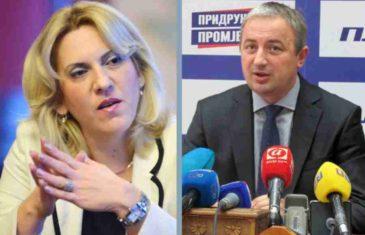 """BORENOVIĆ HITRO ODGOVORIO CVIJANOVIĆKI: """"Sramni Tegeltijin stav je…"""""""