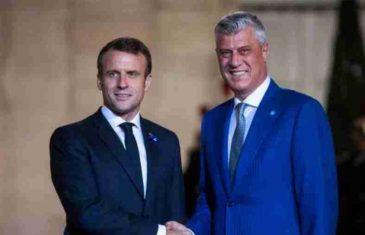 """THACI NAKON SASTANKA SA MACRONOM ŠOKIRAO SRBIJU, SVE JE SPREMNO ZA PRIZNANJE: """"Kosovo ima samo jedan cilj, spremni smo za…"""
