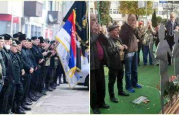 SRAMOTNO, SKANDALOZNO, NEDOPUSTIVO: U Foči i Višegradu četnici poželjni, počast žrtvama zabranjena