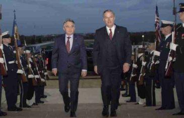 PENTAGON NAKON POSJETE KOMŠIĆA OHLADIO DODIKA: Smatramo da je Bosna i Hercegovina jedan od ključnih partnera u borbi protiv terorizma, ŠALJEMO NOVU POMOĆ…