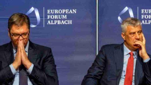 THACI I U BRISELU VUČIĆA DOVODI DO LUDILA: EU izaslanik mora tretirati Kosovo kao nezavisnu državu, inače…