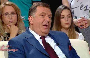 OVO PAS S MASLOM NE BI POJEO: Pogledajte šta je sve Milorad Dodik izjavio kod Milomira Marića i ostao živ… (VIDEO)