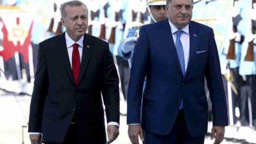 Dodik i Erdogan razgovarali telefonom: Formiranje Vijeće ministara omogućit će realizaciju projekata