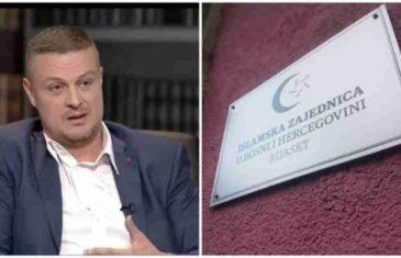 BRUTALNO ETIKETIRANJE: Islamska zajednica osuđuje klevetnički govor i uvrede potpredsjednika SDP-a