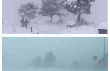 HAOS U CIJELOJ ZEMLJI, NEMA STRUJE, ŠKOLE ZATVORENE, OLUJA NE PRESTAJE, ljudi ne izlazite iz kuće: Meteorolozi izdali VAŽNO upozorenje!