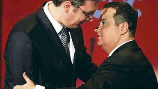 SRBIJA SE TRESE: Vučić i Dačić mjesecima krili dokument State Departmenta i štitili najvećeg balkanskog kriminalca…