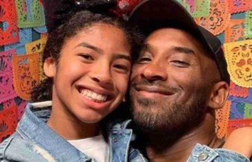 OD OVOG SNIMKA SRCE PUCA: Pogledajte kako ponosni tata Kobi uči ćerku Đijanu košarci