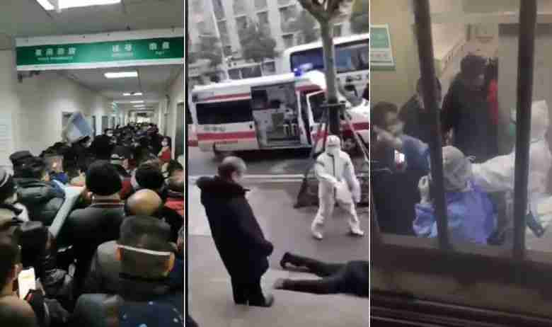 GRAD OD 11 MILIJUNA STANOVNIKA POSTAO JE GRAD ZOMBIJA: Ljudi se ruše na ulicama i leže u nesvijesti, a bolnice i čekaonice su prepune