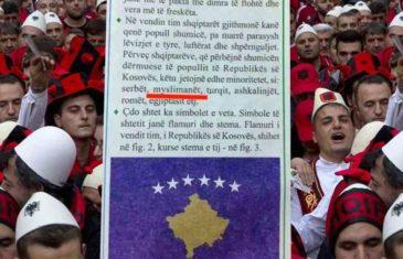 JE LI GREŠKA, IL' NAMJERA TEŠKA: Bošnjaci na Kosovu uvrijedljivo tretirani u albanskim udžbenicima