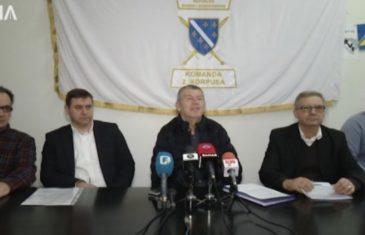 Borci na nogama: 'Nikome, pa ni svojoj djeci, nećem dozvoliti urušavanje BiH! Ako se ne možemo dogovoriti, neko mora biti revizor!'