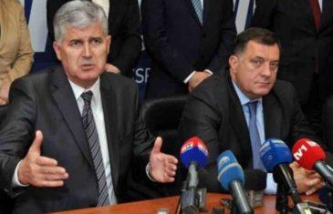 ŠOKANTAN PREOKRET – ČOVIĆ SE DISTANCIRA OD DODIKA: Hrvatski narodni sabor pozvao na prekid blokade institucija BiH!