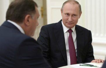 SKUP U ISTOČNOM SARAJEVU NADZIRAO PUTINOV DIPLOMATA: Dodik najavio pregovore o granici između RS i HZHB!