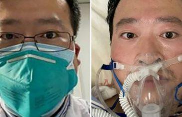 Prvi upozorio na koronavirus, umro od infekcije: Kako su kineskog ljekara natjerali da umjesto istine – prizna 'laž'?!