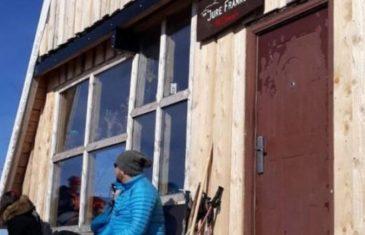 Slovenac u Sarajevu napravio atrakciju: Do planinarskog doma na vrhu Trebevića ne stiže se autom, a kad stignete…