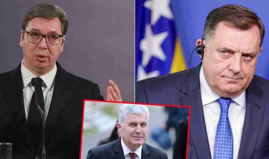 POGLED IZ ZAGREBA: Postaje li Čović Dodikova (i Vučićeva) moneta za potkusurivanje!?
