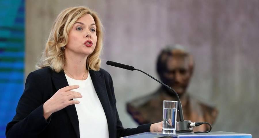 """ŽELJANA ZOVKO SNAŽNO LOBIRA ZA ČOVIĆA: """"Bez izmjena Izbornog zakona nema zelenog svjetla od strane EU, očekujem da će novi visoki predstavnik Christian Schmidt…"""""""