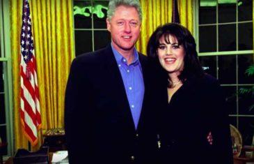 TAJNE OVALNOG UREDA: Bill Clinton progovorio o aferi s Monicom Lewinsky
