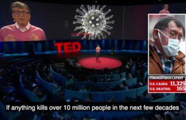 """BILL GATES 2015. UPOZORIO: """"Visoko zarazan virus ubit će milione ljudi"""""""