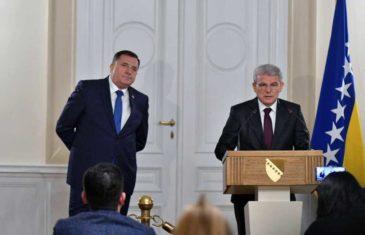 ODRŽANA VANREDNA SJEDNICA: Predsjedništvo BiH donijelo Odluku o angažiranju Oružanih snaga