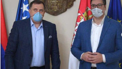 Dodik potvrdio: Čuo sam se s Vučićem, nema zatvaranja granica! Mjere se moraju pooštriti, ali…