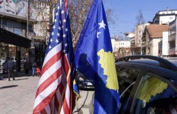 UDARNA VIJEST – POGLEDAJTE NOVU MAPU: Ovako je Amerika zamislila da podijeli Kosovo – FOTO