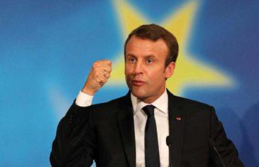 """MACRON NAJAVIO DRASTIČNE MJERE: """"Ovo je rat! Francuska će zatvoriti svoje granice""""!"""