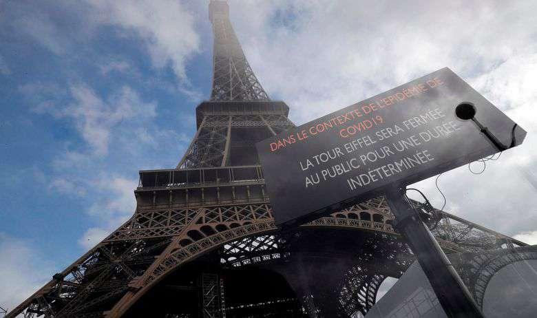 ZATVARAJU SE KAFIĆI, RESTORANI, KINA… Od ponoći cijela Francuska je u karanteni, radit će samo dućani s hranom, ljekarne i benzinske crpke