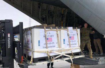 Ko će dočekati Erdogana: Amerikanci već poslali prvu pošiljku humanitarne pomoći bh. građanima