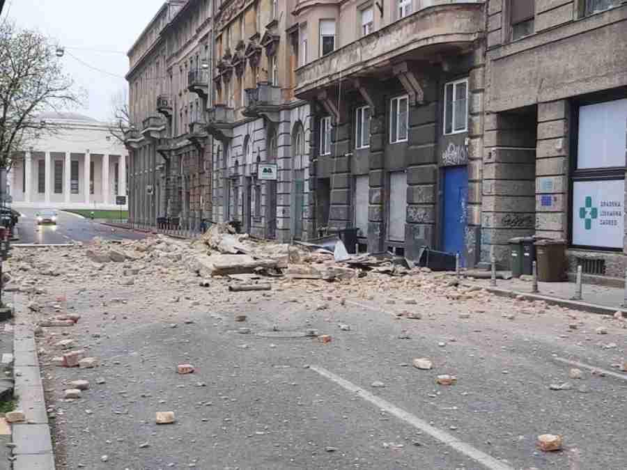 U ZAGREBU SE TLO NE SMIRUJE: Evakuacija bolnice u Petrovoj, petnaestogodišnjoj djevojčici se bore za život…