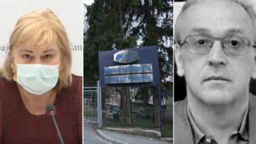Aida Pilav odbila odgovarati na pitanja o smrti dr. Šefika Pašagića: 'Nije ni vrijeme, ni mjesto'