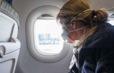 ŽURILA JE DA VIDI MAJKU NA SAMRTI: Amerikanka je bila jedini putnik u avionu, a posada je učinila nešto nevjerovatno