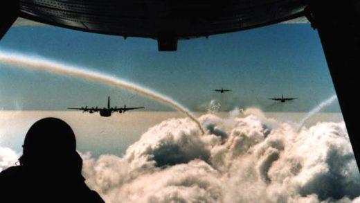 Deklasifikovani vojni izvještaji Novog Zelanda: Čudne aktivnosti aviona povezane sa izbijanjem gripe…