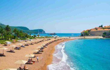 STANJE JE KATASTROFALNO: Crna Gora ponovo proglasila epidemiju koronavirusa, maske su obavezne i na plažama ukoliko…