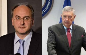 DRAMA U PARLAMENTU BiH: Pogledajte sukob Damira Arnauta i Nebojše Radmanovića
