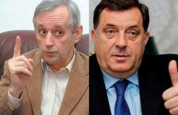 NIJE MOGAO PREŠUTJETI: Vasić optužio Dodika da sa Briselom i muslimanima unitarizira BiH