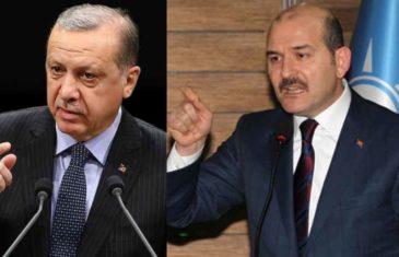 """DRAMA U TURSKOJ; Ministar unutrašnjih poslova nakon velikog propusta podnio ostavku: """"Neka mi moj predsjednik oprosti…"""""""