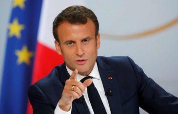 """""""HLOROKIN MOŽE SVE DA NAS SPASI"""": Macron se sastao sa ljekarom koji ima efikasan lijek protiv korone"""