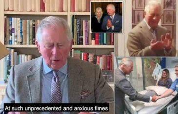 """""""OVO JE ČUDNO…"""": Princ Charles se prvi put obratio javnosti nakon što je prebolio koronavirus (VIDEO)"""