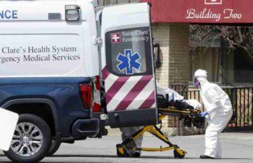 NAJGORI SCENARIJ: U staračkom domu u New Jerseyju pronađeno 17 tijela