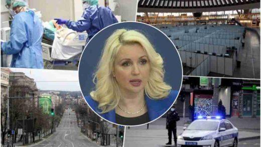 Prva smrt u Vladi Srbije zbog virusa korona, ukupno zaraženo 1.060 ljudi, sutra dva krizna štaba