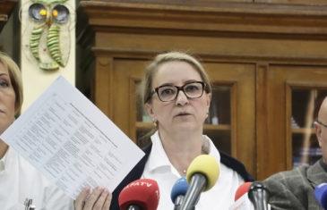 NOVI SMRTNI SLUČAJ U SARAJEVU: Direktorica KCUS-a Sebija Izetbegović potvrdila smrt pacijentice koja je bila smještena u…