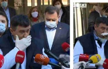 VUKANOVIĆ OBRUKAO DODIKA KAO NIKADA DO SADA: Evo kako Dodik javno ponižava svoje ljude kako bi sebe uzdigao i pokazao velikim… (VIDEO)